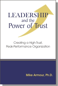 Leadership and the Power of Trust Book Cover
